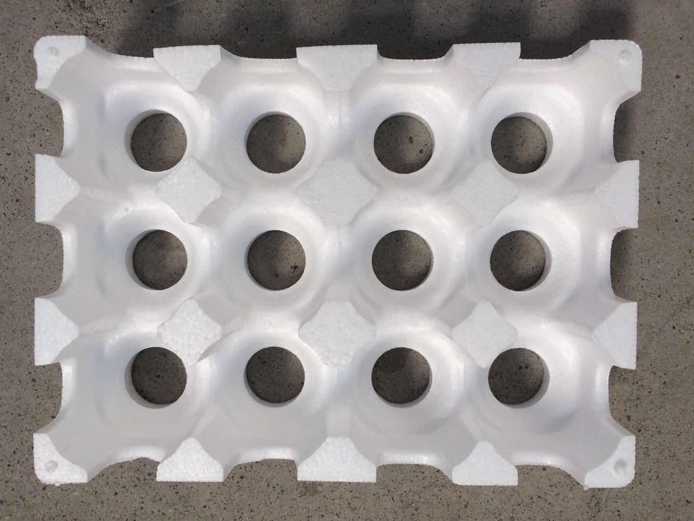 水果包装12粒大泡沫箱