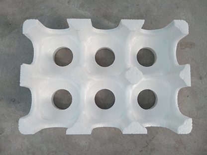 水果包装6粒泡沫箱